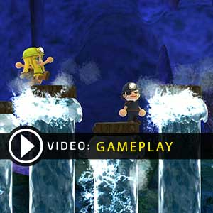 Spelunker Party Gameplay Video
