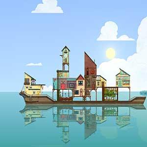 Spiritfarer Ferry