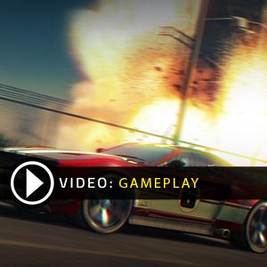 Split Second Gameplay Video