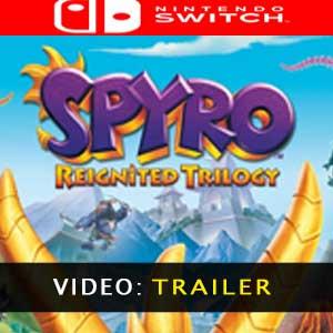 Spyro Reignited Trilogy Nintendo Switch Digital Box Price Comparison
