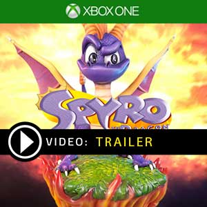 Spyro the Dragon Xbox One Prices Digital or Box Edition