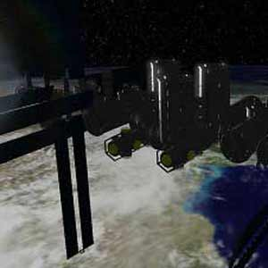 Stable Orbit Space Station