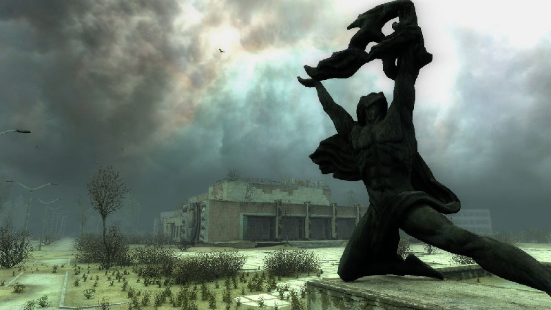 S T A L K E R  Call Of Pripyat