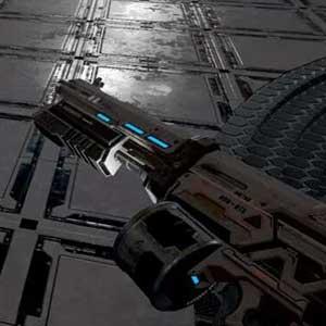 Guns to kill the aliens