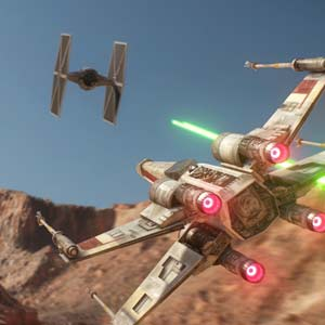 Star Wars Battlefront Xbox One - Battle Mode