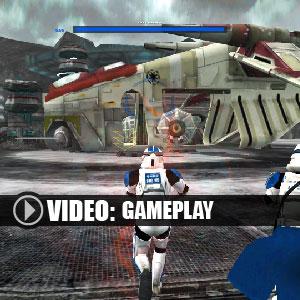 Star Wars Battlefront 2 Gameplay Video