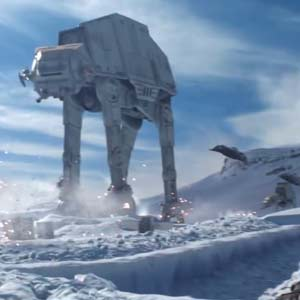 Star Wars Battlefront PS4 - Walker