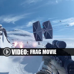 Star Wars Battlefront Frag Movie