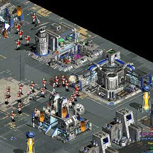 Soldier space base