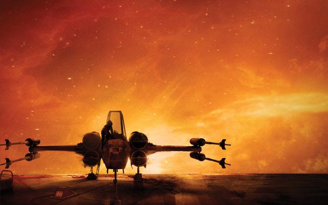 Star Wars: Squadrons Starfighter