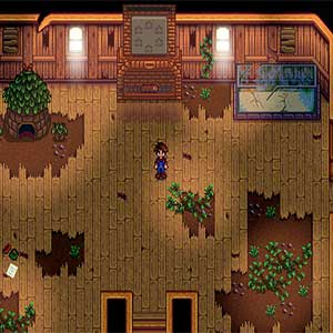 Stardew Valley Abandoned House