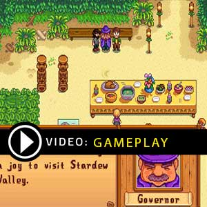 Stardew Valley Nintendo Switch Gameplay Video