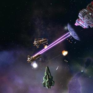Stardrive - Warship Battle