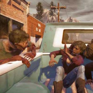 State of Decay Xbox One Attack