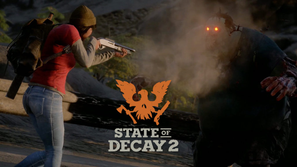 State of Decay 2 Launch Banner