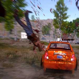 Multiplayer zombie survival fantasy world