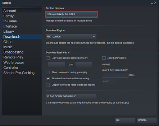 move steam games without uninstalling them