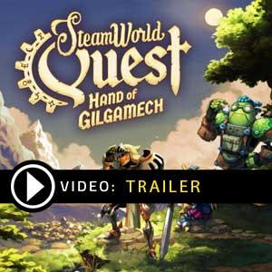 SteamWorld Quest Hand of Gilgamech Digital Download Price Comparison