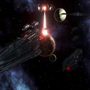 Stellaris Nemesis Spaceship