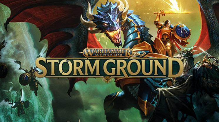 Warhammer Age of Sigmar Strom Ground
