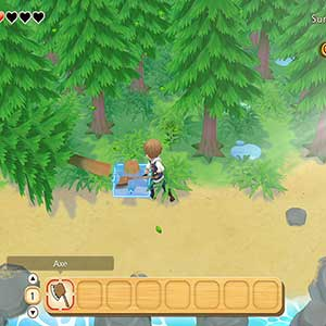 STORY OF SEASONS Pioneers of Olive Town Forest