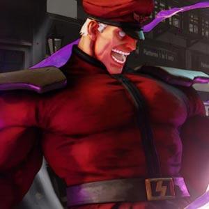 Street Fighter 5 PS4 - Bison V Trigger