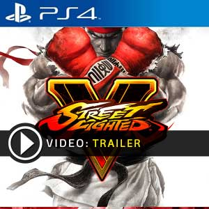 Street Fighter 5 PS4 Prices Digital or Physical Edition