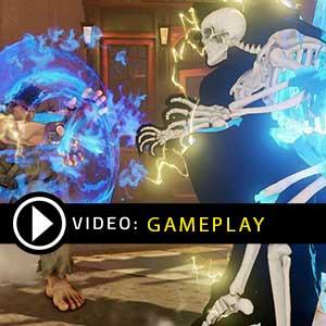 Street Fighter 5 Season Pass Gameplay Video
