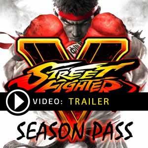Street Fighter 5 Season Pass Digital Download Price Comparison