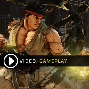 Street Fighter 5 PS4 Gameplay Video