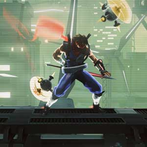 Strider - Character