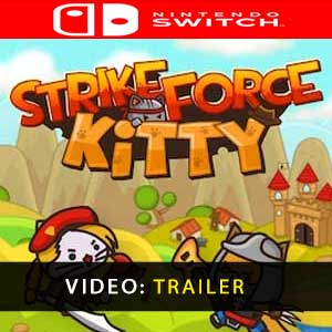 StrikeForce Kitty Nintendo Switch Prices Digital or Box Edition