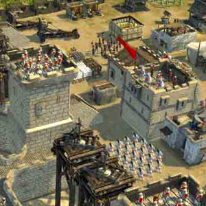 Stronghold Crusader 2 Camp