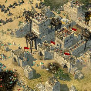 Stronghold Crusader 2 Gameplay Image