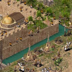 Stronghold Crusader Extreme - Castle