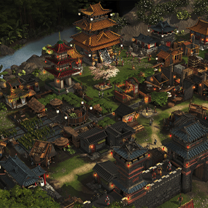 Stronghold Warlords City