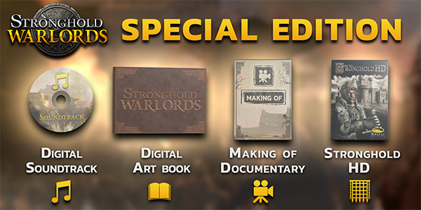 Stronghold Warlords Special Edition