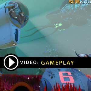 Subnautica PS4 Gameplay Video