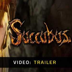 Succubus Video Trailer