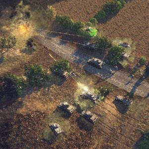 Sudden Strike 4 Gameplay Image