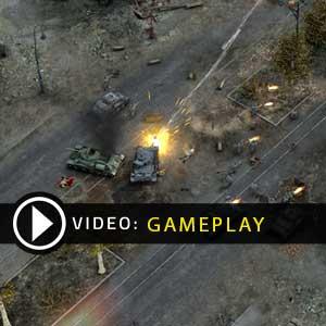 Sudden Strike 4 video gameplay