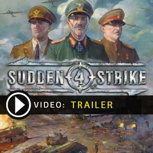 Sudden Strike 4 Digital Download Price Comparison