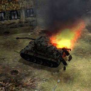 Sudden Strike Resource War - Tank