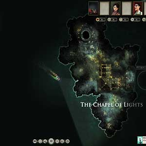 Sunless Sea – The Chapel of Lights