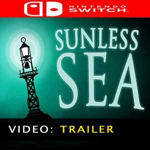 Sunless Sea Nintendo Switch Video Trailer