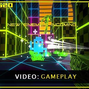 Super Destronaut Land Wars Gameplay Video