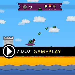 Super Duper Flying Genocide 2017 Gameplay Video