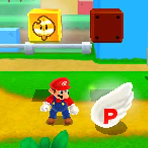 Super Mario 3D Land Nintendo 3DS Wing