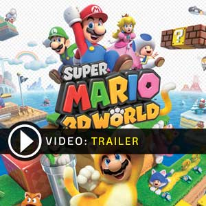 Super Mario 3D World Nintendo Wii U Prices Digital or Box Edition