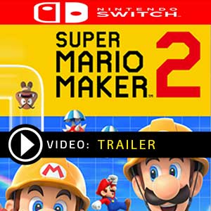 Super Mario Maker 2 Nintendo Switch Prices Digital or Box Edition